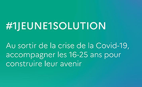 #1 jeune, 1 solution