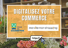 Ma Ville Mon Shopping arrive à Courbevoie
