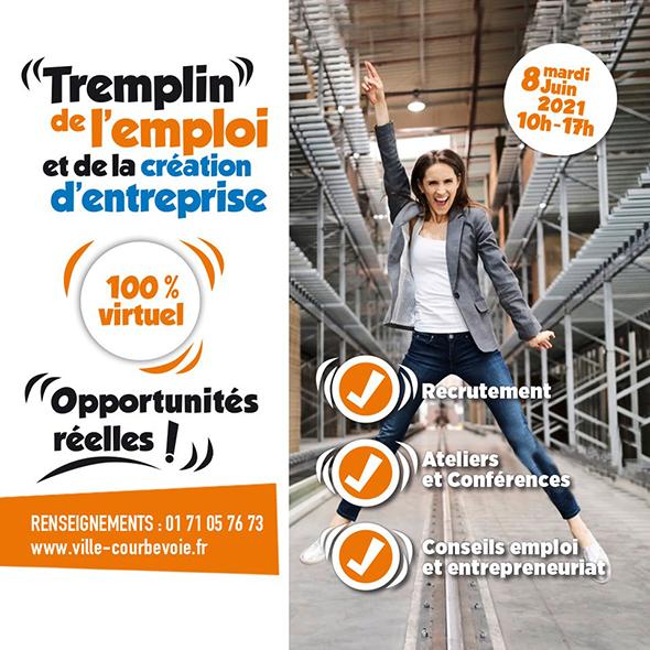TREMPLIN DE L'EMPLOI