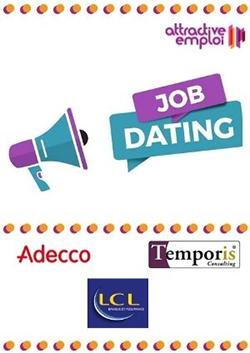 job dating à Courbevoie