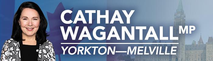 Cathay Wagantall, M.P.