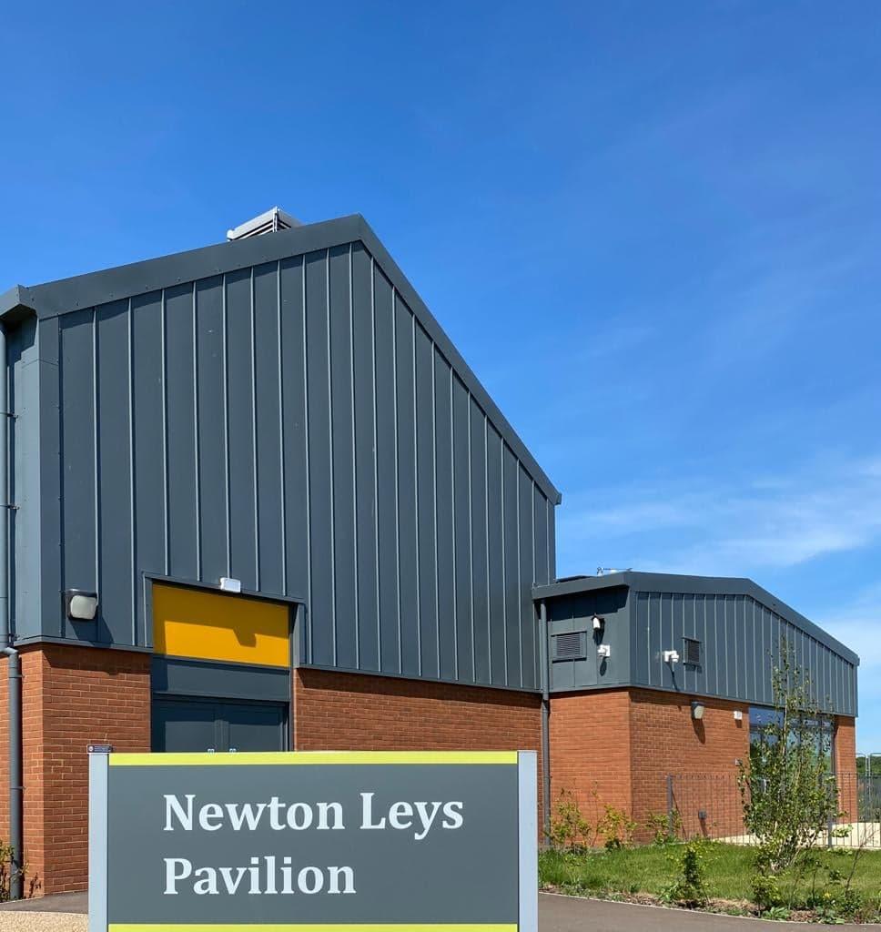 Image of Newton Leys Pavilion