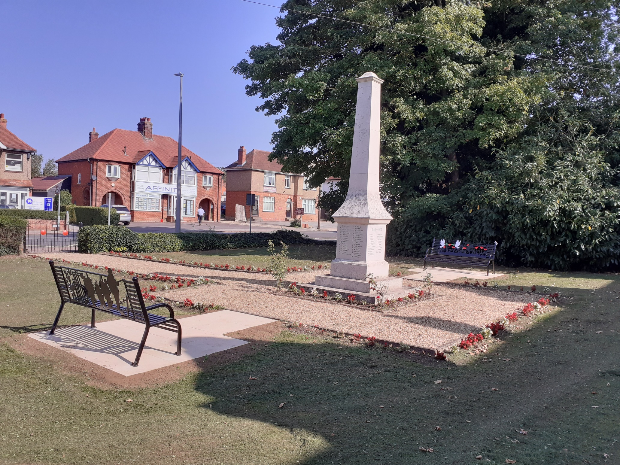 Queensway War Memorial