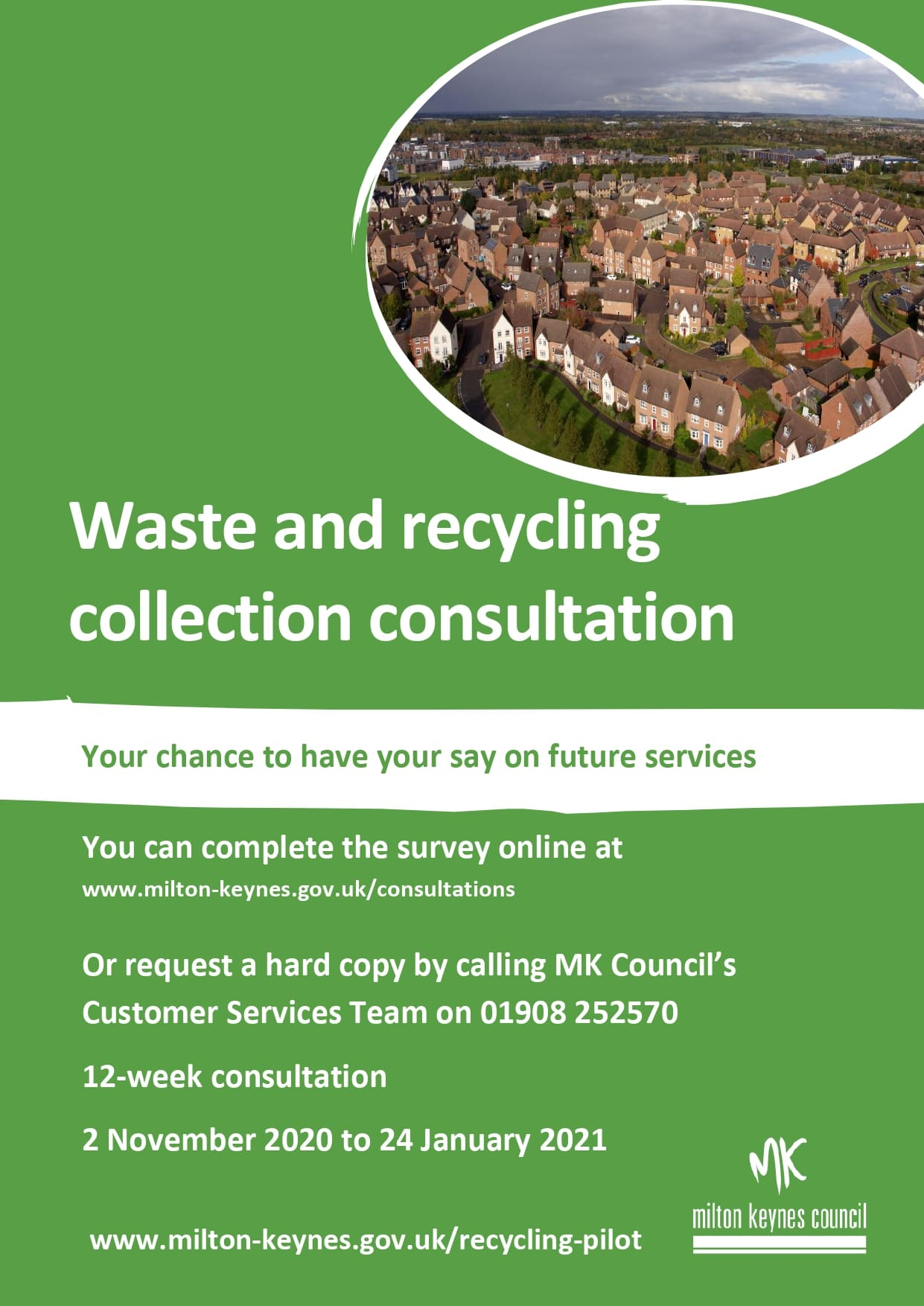Image of Consultation poster