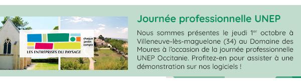 Journée professionnelle UNEP occitanie