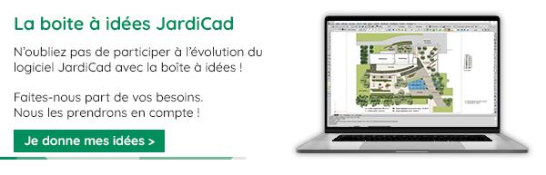 La boite à idée JardiCad