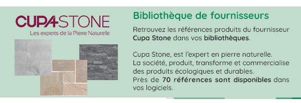 Fournisseur Cupa Stone