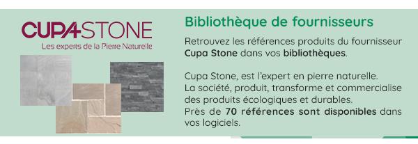 Fournisseur Cupa Stone