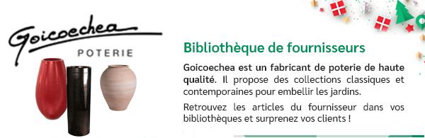 Fournisseur Goicoechea