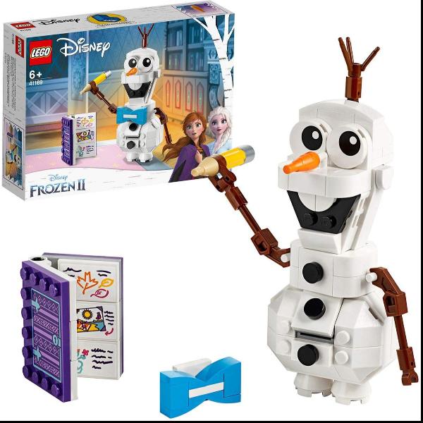 Lego Frozen Olaf