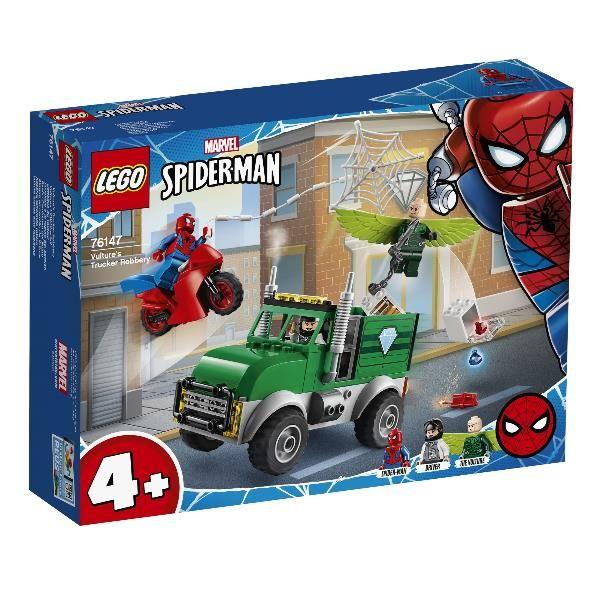 Set Lego Marvel Spiderman