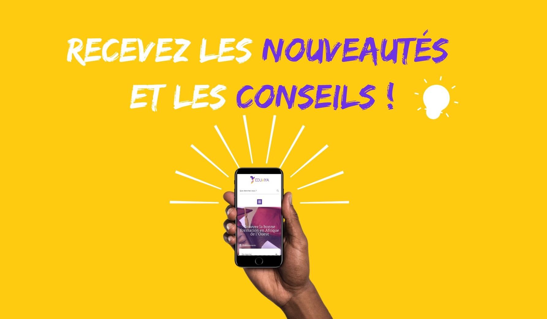 Newsletter-edukiya-orientation-etudes-superieures-en-afrique-de-l'ouest
