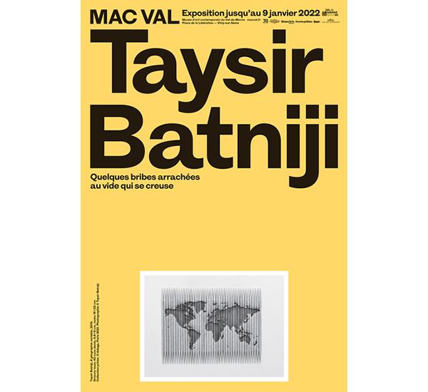 Taysir Batniji « Quelques bribes arrachées au vide qui se creuse »