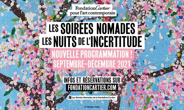 Soirées Nomades de la Fondation Cartier