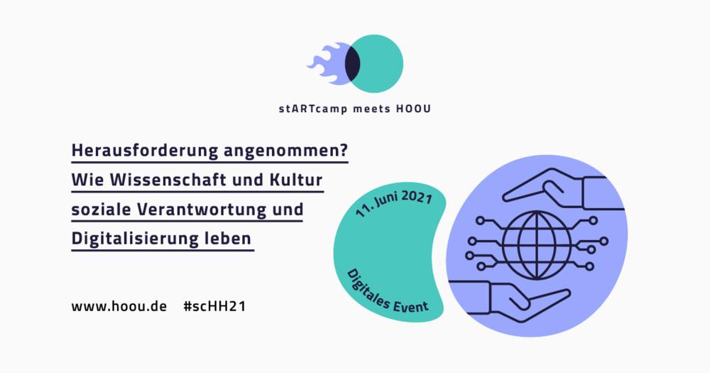 stARTcamp meets HOOU: Motiv 2021 (MMKH)